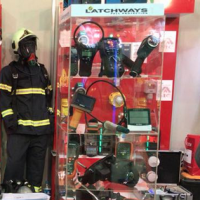 safetic latchways safety equipment show