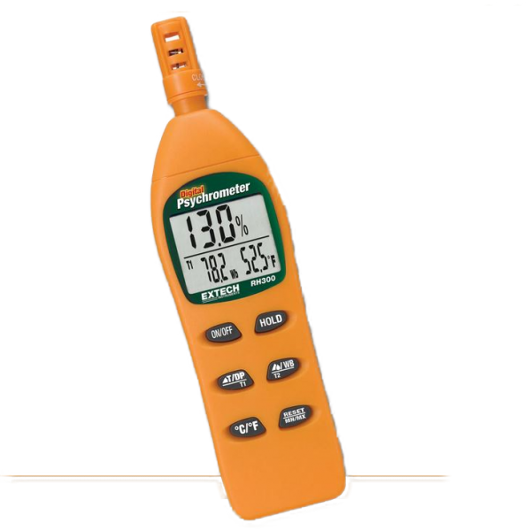 extech hygro thermometer no bg